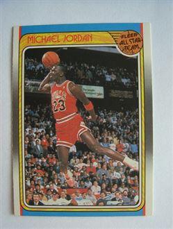 1988 #120 - ALL STAR TEAM Fleer