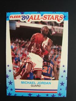 1989 #3 89 All-Starts Fleer