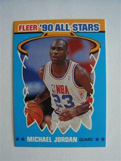 1990 #5 of 12 90 All-Stars Fleer