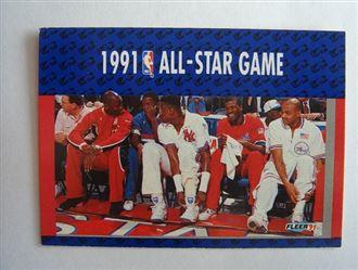 1991 #233 - 1991 ALL-STAR TEAM Fleer