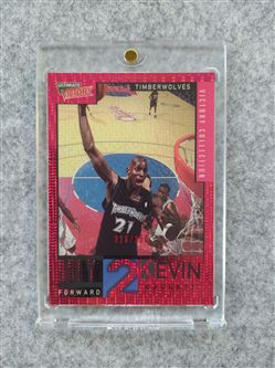 2000-01 Ultimate Victory Victory Collection #87 FLY2KEVIN