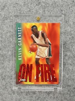 1995 Classic Five Sport On Fire #H9