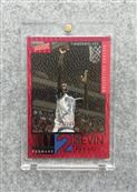 2000-01 Ultimate Victory Victory Collection FLY2KEVIN /350