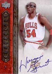 2006-07 Chronology Autographs Horace Grant