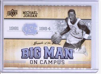 2009-10 Greats of the Game #121 Michael Jordan BMC