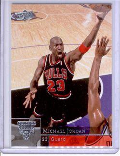 2009-10 Upper Deck #23 Michael Jordan