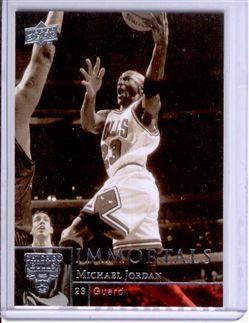 2009-10 Upper Deck #241 Michael Jordan