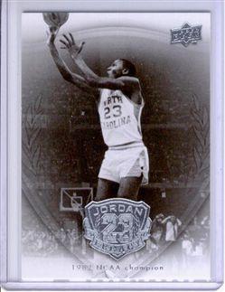 2009-10 Upper Deck Michael Jordan Legacy Collection #1 Michael Jordan