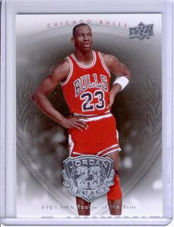 2009-10 Upper Deck Michael Jordan Legacy Collection #4 Michael Jordan/34 first half points