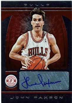 2013-14 Totally Certified Autographs Red #52 John Paxson/99