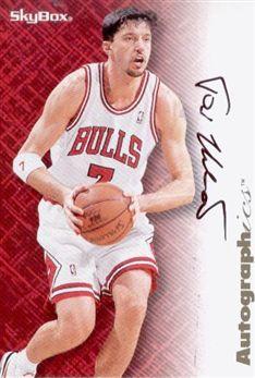1996-97 SkyBox Premium Autographics #38 Toni Kukoc