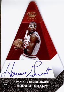 2012-13 Panini Preferred #11 Horace Grant PC AU /74 EXCH