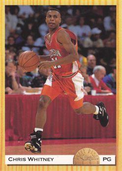1993 Classic #79 Chris Whitney