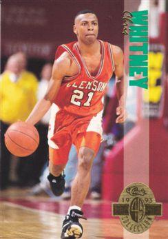 1993 Classic Four Sport #70 Chris Whitney