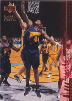 2000-01 Upper Deck #289 Marc Jackson RC