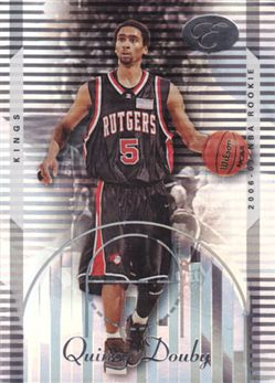 2006-07 Bowman Elevation #97 Quincy Douby RC