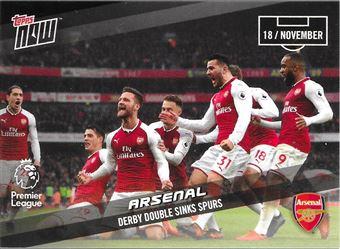 2017-18 #55 Arsenal : Derby Double Sinks Spurs