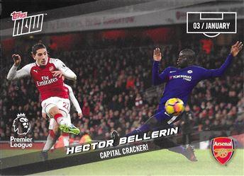 2017-18 #98 Hector Bellerin - Arsenal : Capital Cracker!