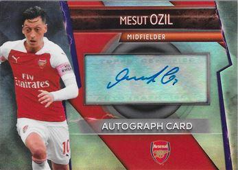 Mesut Ozil Autograph