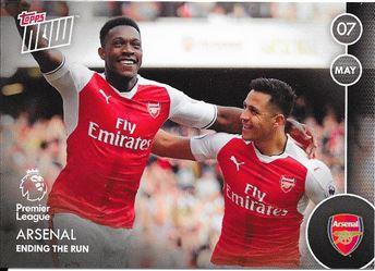 2016-17 #106 Arsenal: Ending the Run