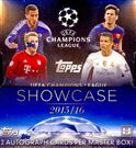 2015-16 Topps Champions League Showcase