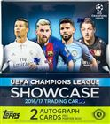 2016-17 Topps Champions League Showcase