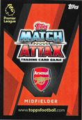 2018 Topps Match Attax Premier League Now