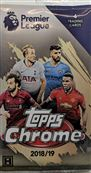 2018-19 Topps Chrome Premier League