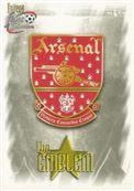 Arsenal FC Retro Collection - Futera Arsenal 1997-2001