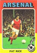Arsenal FC Retro Collection - Topps 1975-1992