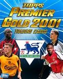 Arsenal FC Retro Collection - Topps Premier 2000-2012