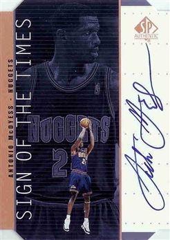 01 participation Antonio McDYESS