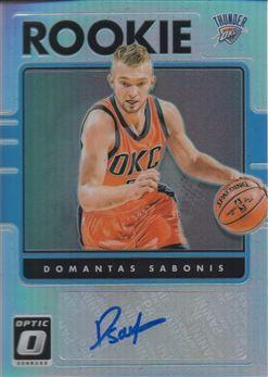 01 participation Domantas SABONIS