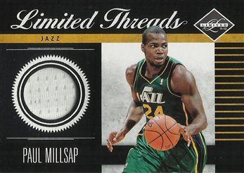 2011-12 Limited Threads #42 Paul Millsap