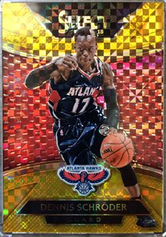 2014-15 Select Gold Refractor