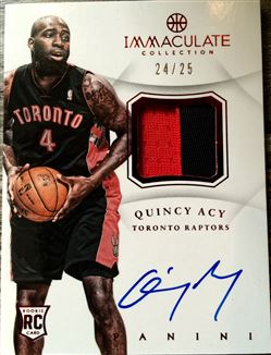 2012-13 Immaculate RPA Red