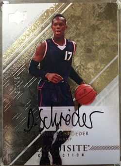 2013-14 Upper Deck Exquisite Rookie Auto